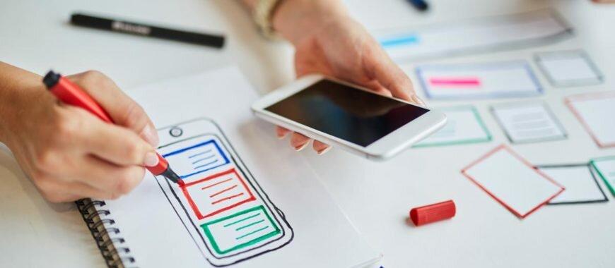 Designing App Wireframes